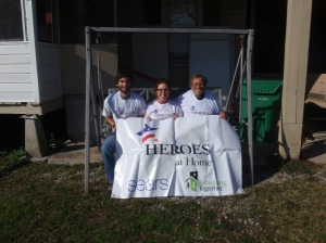 Heroes Banner